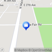Map Alltel Hutchinson, United States