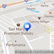 Map Maidenform San Marcos, United States