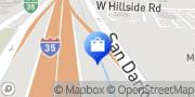 Map Bath & Body Works Laredo, United States