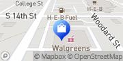 Map Walgreens Abilene, United States