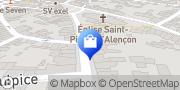 Carte de Pharmacie wellpharma | Pharmacie de Montsort Alençon, France