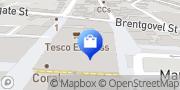 Map Three Bury St. Edmunds, United Kingdom