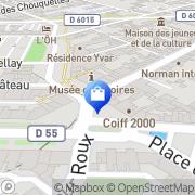 Carte de Boucherie Mainot Yvetot, France