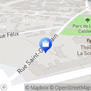 Carte de Promapack Heudebouville, France
