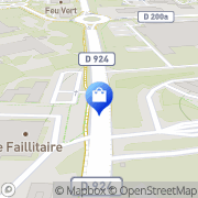 Carte de Le Faillitaire Blois, France