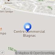 Carte de SFR Blagnac, France
