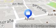 Karte Apollo-Optik Burgdorf, Deutschland