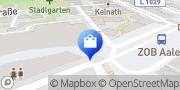Karte o2 Shop Aalen, Deutschland