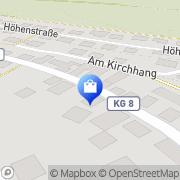 Karte Renninger-Kaufhaus Bad Kissingen, Deutschland