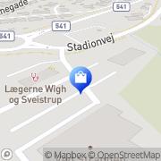 Kort Westergaard Inovation ApS Hou, Danmark