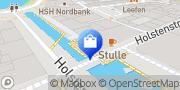 Karte Vodafone Shop Kiel, Deutschland