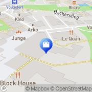 Karte Telekom, o2 & Vodafone Volksdorf - Phone Home Hamburg, Deutschland