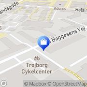 Kort Inkognitoart I/S Århus, Danmark
