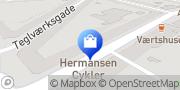 Kort Hermansen Cykelsport Århus, Danmark