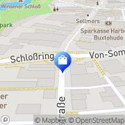 Karte Fritz Heffter Winsen, Deutschland