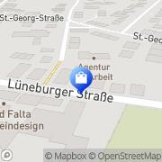 Karte Härtel Winsen, Deutschland