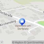 Karte Apotheke am Dorfplatz Schwentinental, Deutschland