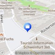 Karte Ulla Popken Junge Mode AB Größe 42 Schweinfurt, Deutschland