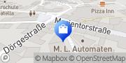 Karte Vodafone Shop Osterode, Deutschland