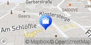 Karte Telekom Shop Kempten (Allgäu), Deutschland