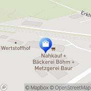 Karte nah & gut Fackler Sontheim, Deutschland
