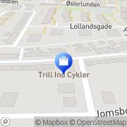 Kort Trill Ind Cykler (Torben Steffensen) Odense, Danmark