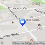 Karte WMF Goslar, Deutschland
