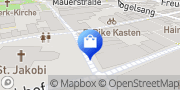 Karte KIND Hörgeräte & Augenoptik Goslar, Deutschland