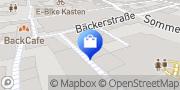 Karte Apollo-Optik Goslar, Deutschland