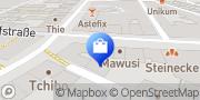 Karte Vodafone Shop Uelzen, Deutschland