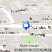 Karte V-Markt Kaufbeuren, Deutschland