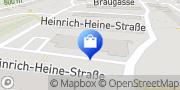 Karte Netto Filiale Zella-Mehlis, Deutschland