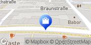 Karte o2 Shop Lübeck, Deutschland