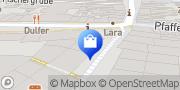 Karte s.Oliver Store - geschlossen Lübeck, Deutschland
