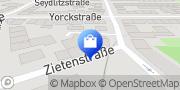Karte Netto Filiale Lübeck, Deutschland