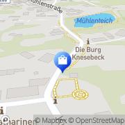 Karte Feuerwehrgerätehaus Wittingen, Deutschland