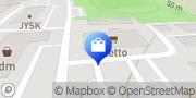Karte NETTO Deutschland - schwarz-gelber Discounter mit dem Scottie Ratzeburg, Deutschland