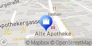 Karte Alte Apotheke Schwabmünchen, Deutschland