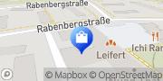 Karte PENNY-Markt Discounter Wolfsburg, Deutschland