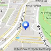 Karte WMF Nordhausen, Deutschland