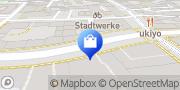 Karte segeroffice GmbH Augsburg, Deutschland