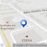 Karte Apotheke am Regenstein Blankenburg, Deutschland