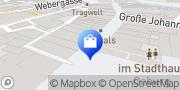 Karte my-eXtra Shop Coburg Coburg, Deutschland