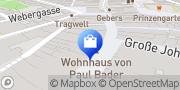 Karte Telekom Shop Coburg, Deutschland