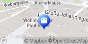 Karte Apollo-Optik Coburg, Deutschland