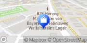 Karte Netto Filiale Oberasbach, Deutschland