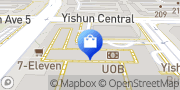 Map Harvey Norman Northpoint Singapore, Singapore