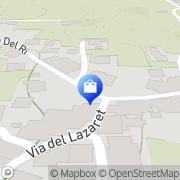 Map MARGHERITA CONAD Pavillo, Italy