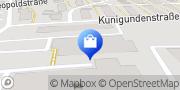 Karte Netto Filiale Nürnberg, Deutschland