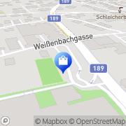 Karte TAKKO ModeMarkt Telfs, Österreich